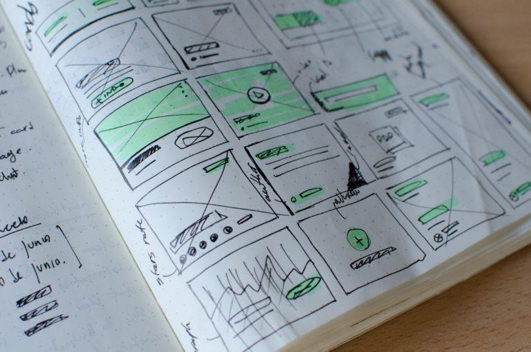 Invictus Web design